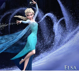 Foto-foto keren Elsa Frozen wallpaper