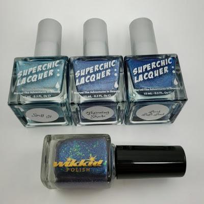 wikkid, nailstuffca, nailstuff, indie polish, indie lacquer, superchic