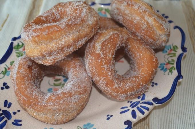 Rosquillas: recetas de mi Madre