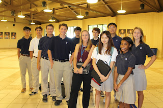 What's New at Montgomery Catholic Preparatory School for 2016-2017 1