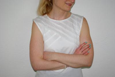 Pullover Eimsbüttel von Pech und Schwefel als Bluse DIY Fashion
