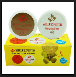 WHITESTHER Cream