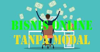 2 Bisnis Online Tanpa Modal Yang Sudah Terbukti Membayar