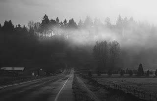 Jalan yang gelap