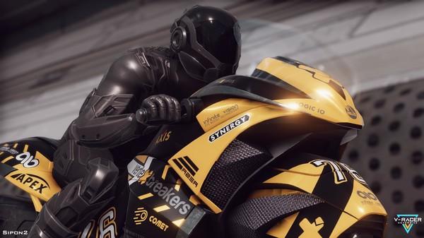 V-Racer Hoverbike Download