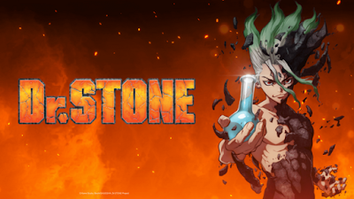 Dr. Stone: Shonen Jump revela data de estreia no Japão