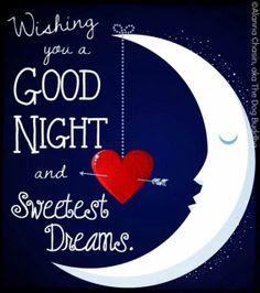 Imagenes de Feliz Noche y dulces Sueños