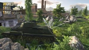 World Of Steel Tank Force Android