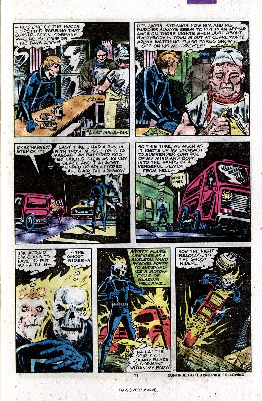 Ghost Rider (1973) Issue #46 #46 - English 13