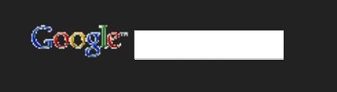 Customized google search box