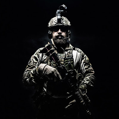 Special force operator