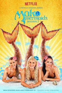 Sirenele Insulei Mako Sezonul 2 Mako Mermaids an H2O adventure Season 2 Desene Animate Online Dublate in Romana Netflix