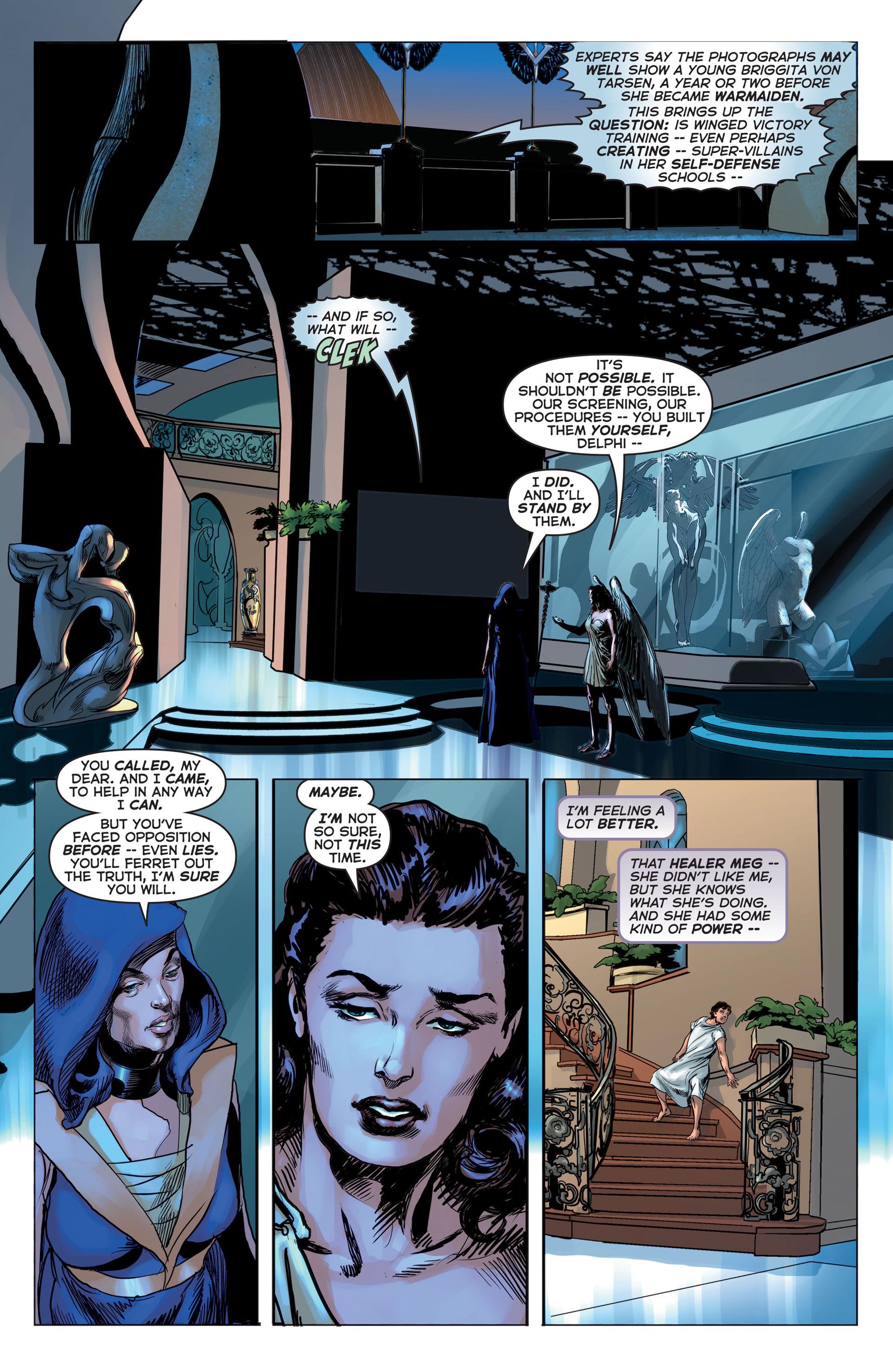 Read online Astro City comic -  Issue #7 - 18