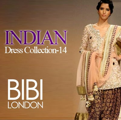 64f8397957 BIBI London Indian Dress Collection 2014 - She9 | Change the Life Style