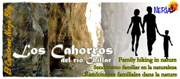 El Capistrano les recomienda una forma refrescante de practicar senderismo familiar por los Cahorros de río Chillar en Nerja