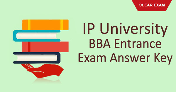 GGSIPU CET BBA Answer Key