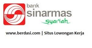 Lowongan Kerja Pt Bank Sinarmas Syariah Fresh Graduate Lowongan