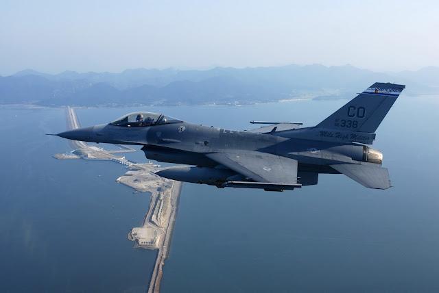 Lockheed F-16CM Fighting Falcon