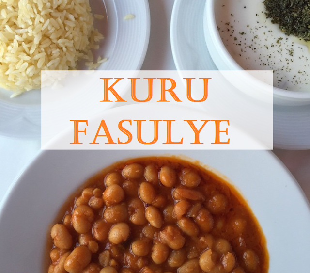 recette turque les haricots blancs kuru fasulye. Black Bedroom Furniture Sets. Home Design Ideas