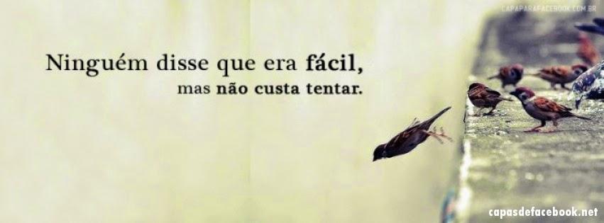 Imagens Com Frases Lindas Para Capa Do Facebook