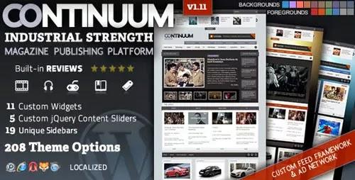 continuum theme