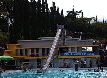 Taman Rekreasi Selecta, Malang, Jawa Timur