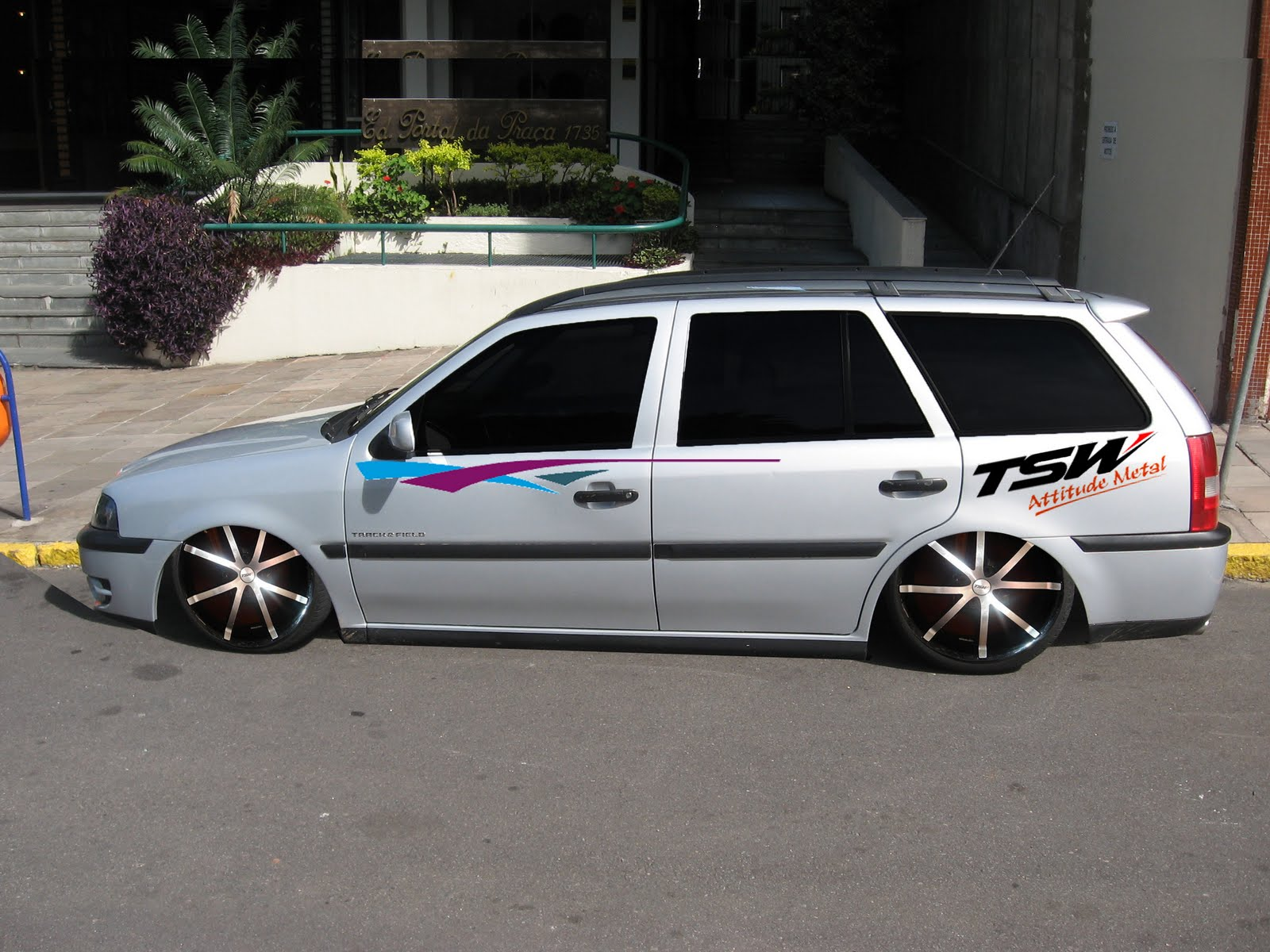 2010 Subaru Impreza Wrx >> Best Tuning Virtual: Parati G3
