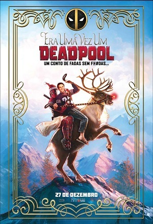 Era Uma Vez um Deadpool - Legendado Filme Torrent Download