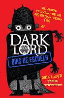 Hojeando mundos...: [Reseña] Dark Lord - Jamie Thomson
