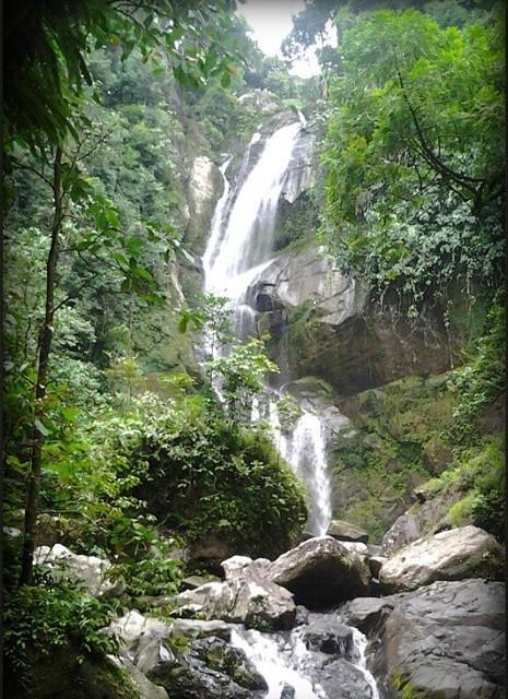 Wisata Padang Tiga Tingkat