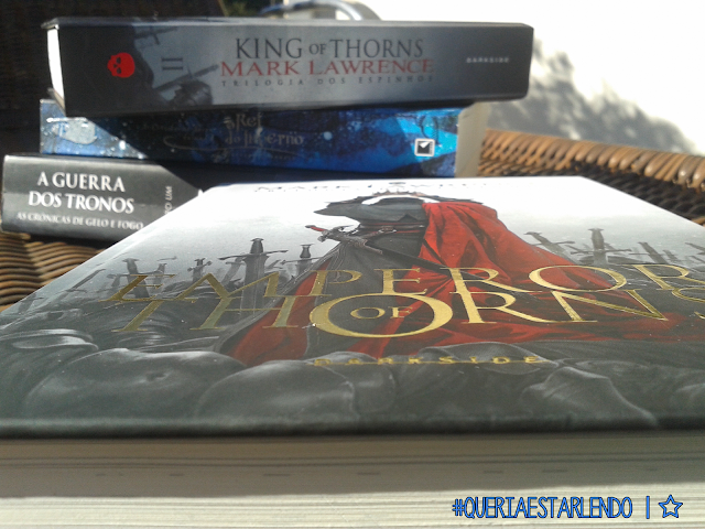 Resenha: Emperor of Thorns #MLDI2015