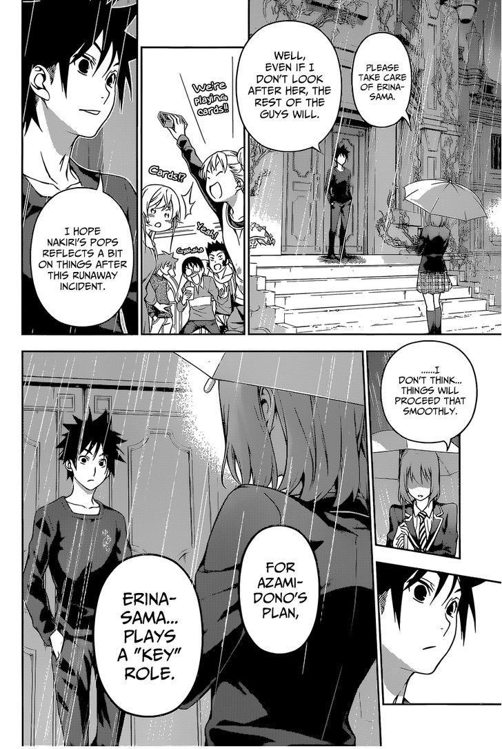 Shokugeki no Soma - Chapter 176