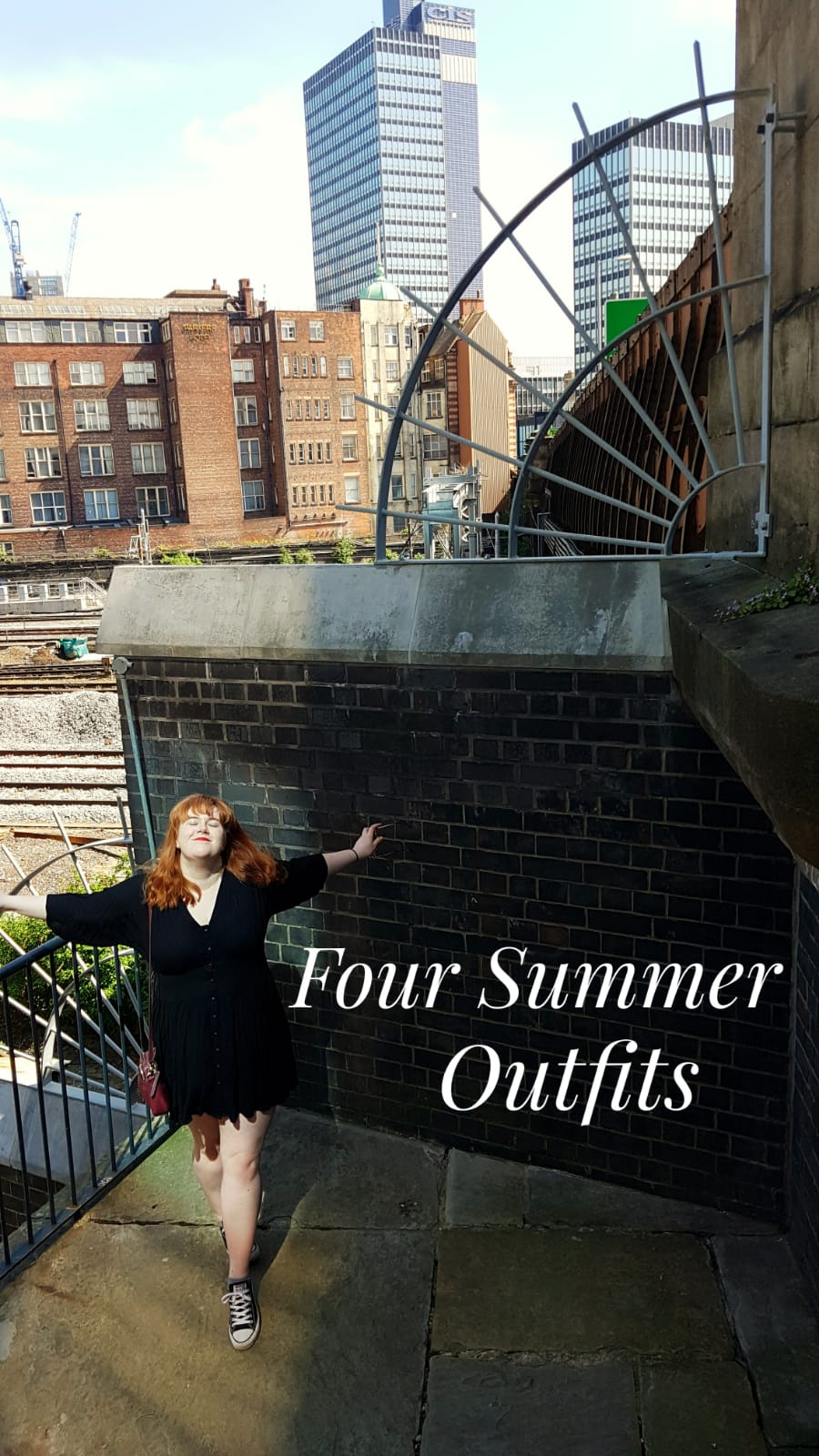 How I've made my Winter wardrobe work for Summer