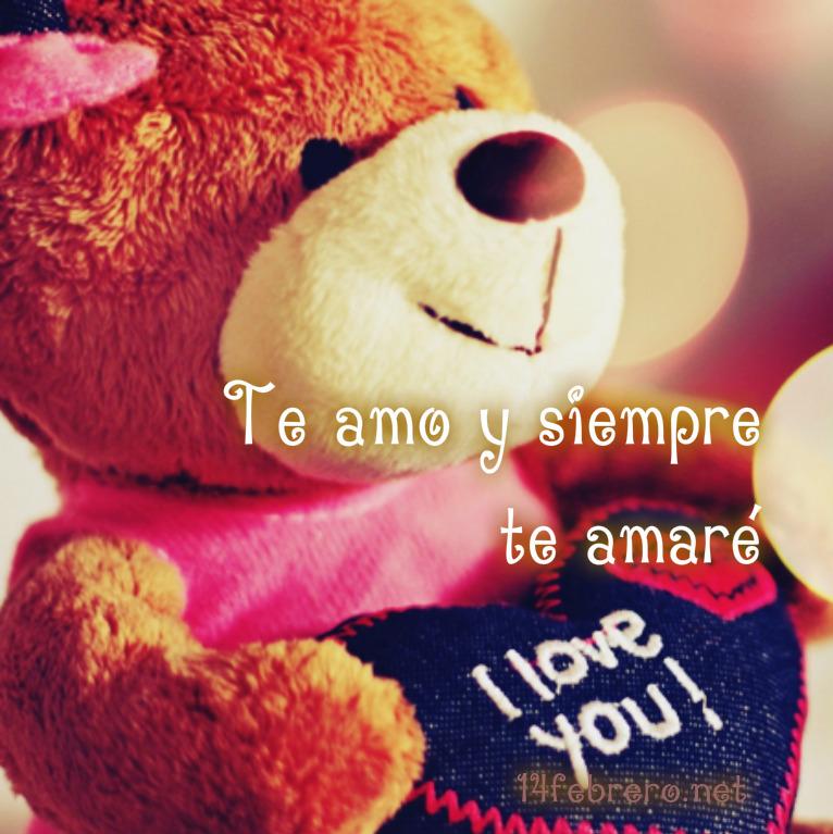 Imágenes De Amor Con Frases Y Ositos Frases Amor Imagenes