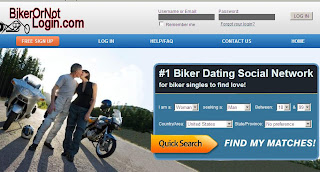 The Social Network and Dating Site Just for Bikers