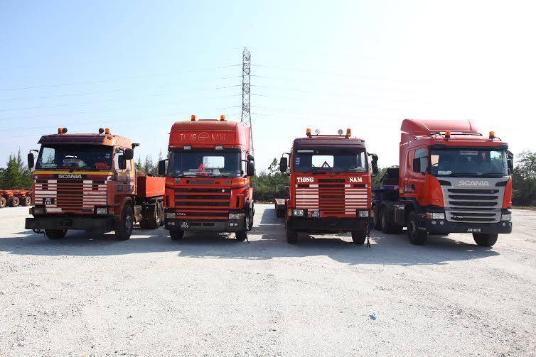 Motoring-Malaysia: Truck News: Scania's Heavy Haulage Truck