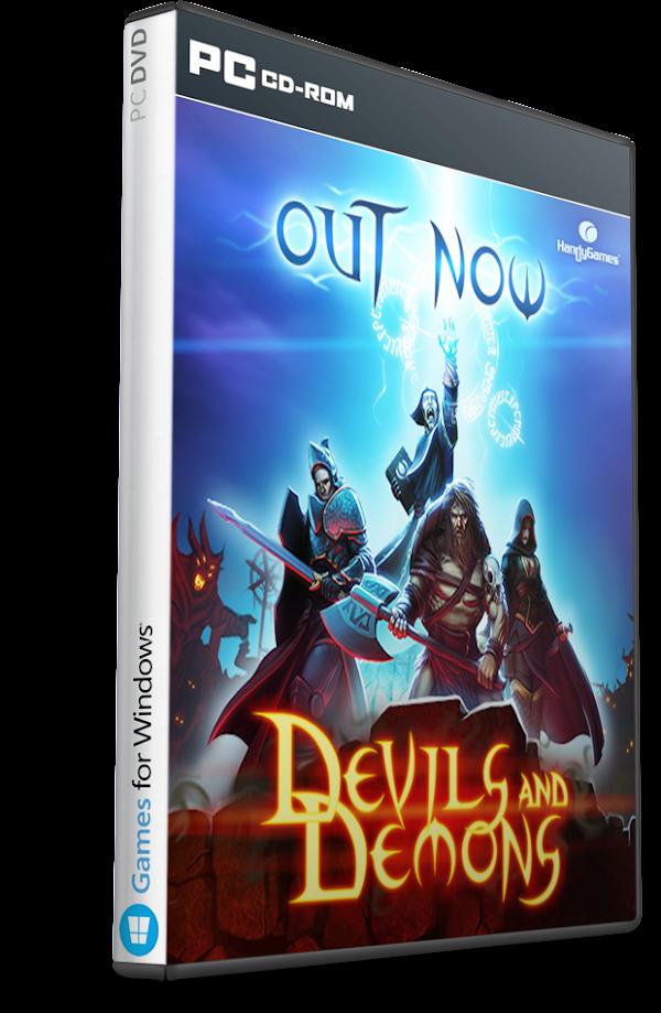 DESCARGAR Devils & Demons Multilenguaje (Español) (PC-GAME) MEGA
