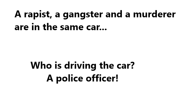 funny gangster jokes