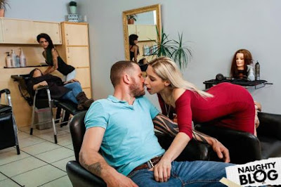 Sneaky Sex - Abella Danger: Don't Bring Your Husband To The Salon (2019/FULLHD) [OPENLOAD]