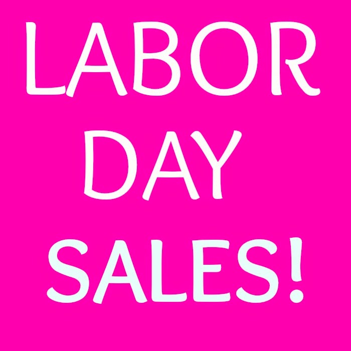 Labor Day Sale: Living Colorfully: Labor Day SALES. A Roundup With Coupon