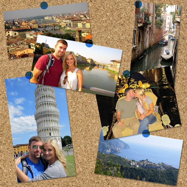 italy travel dreaming and honeymoon highlights