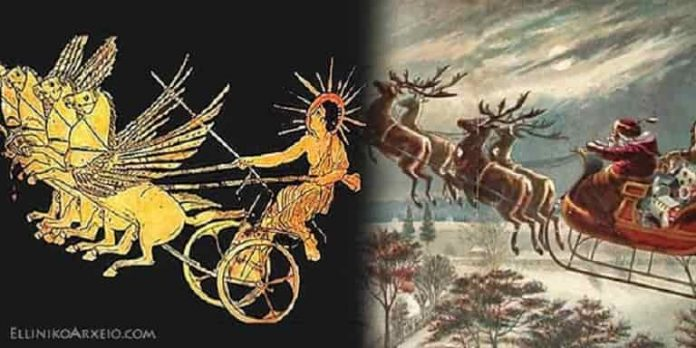 Ηλιούγεννα – Tο αρχαίο Ελληνικό έθιμο των Χριστουγέννων!