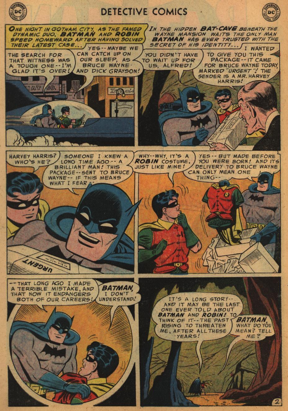 Read online Detective Comics (1937) comic -  Issue #226 - 4
