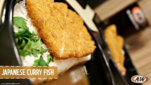 Nikmati Citarasa Kari Khas Jepang di A&W Restoran