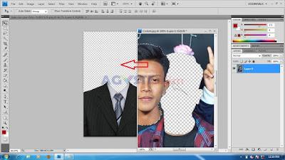 Cara Mengganti Baju Menjadi Memakai Jas di Photoshop, Lengkap dengan Gambar