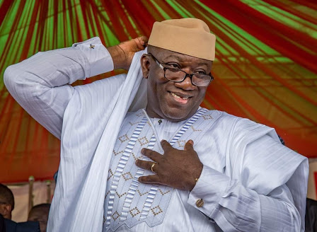 New Ekiti State Governor Fayemi Declares Free Education