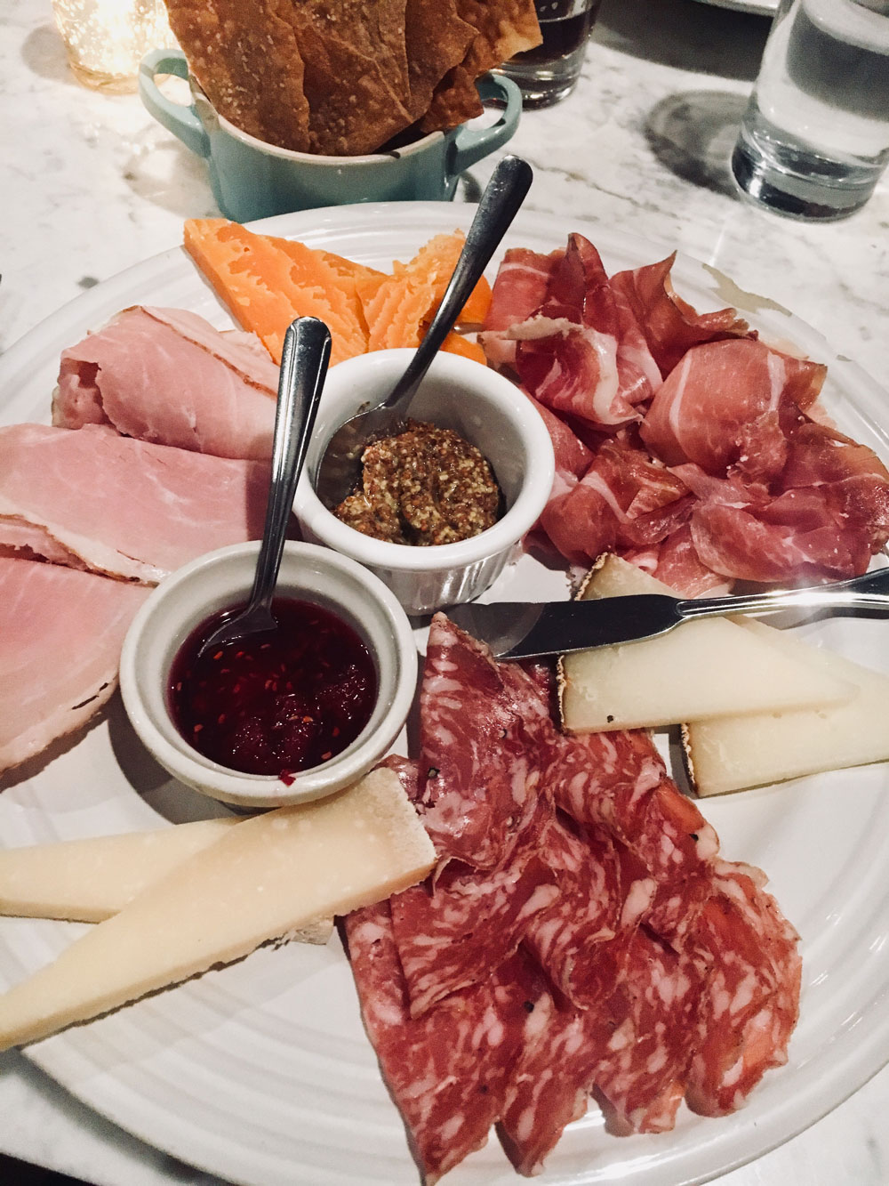 Charcuterie Board in OKC