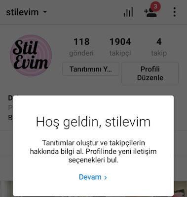 instagram işletme hesabı nedir