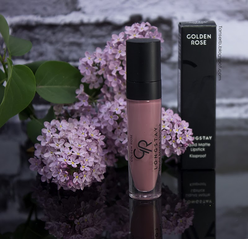 Golden Rose Liquid Matte Lipstick LONGSTAY #03
