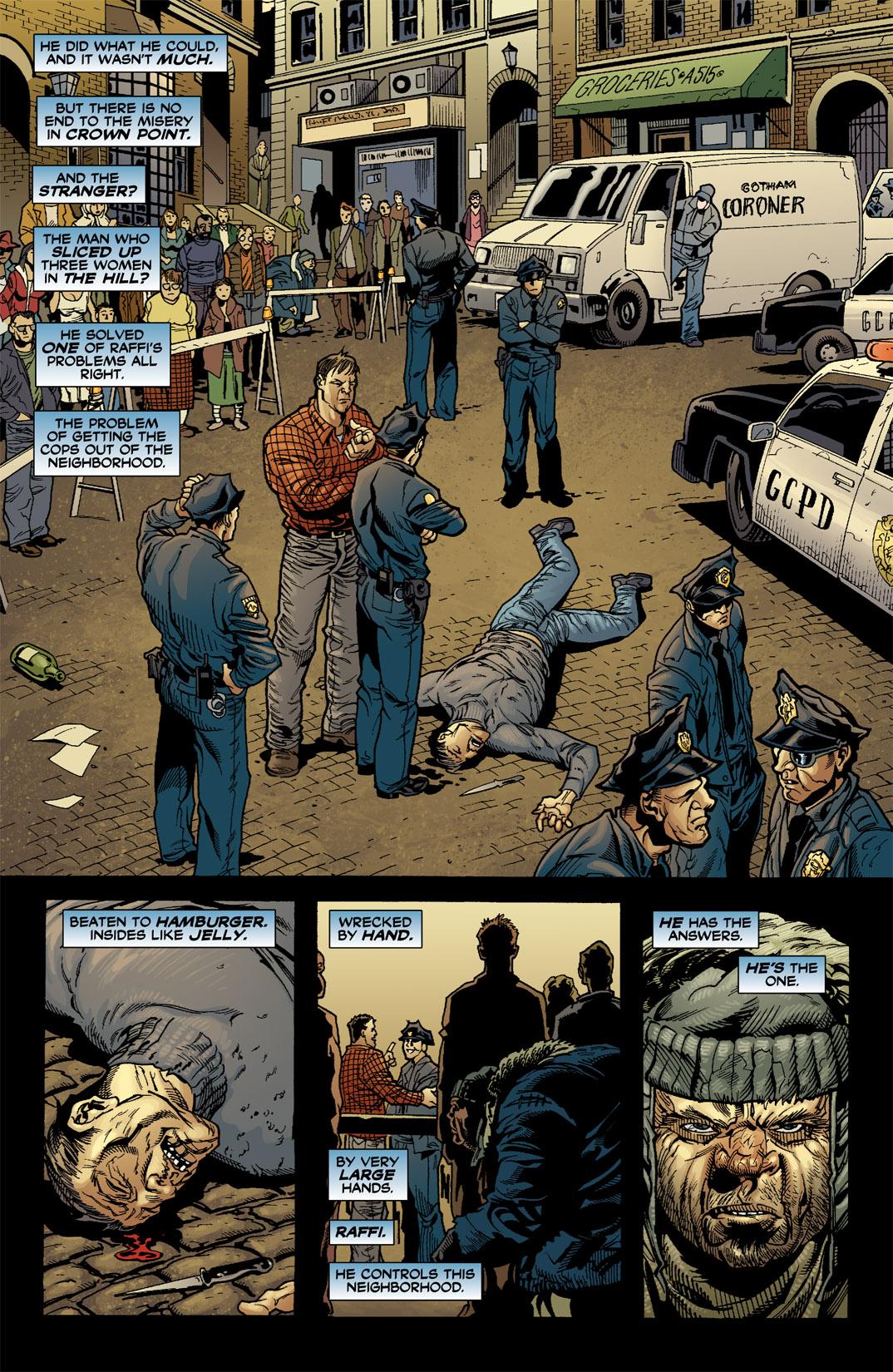Detective Comics (1937) 807 Page 20